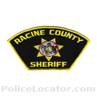 Racine County Sheriff's Office Patch
