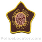 Sawyer County Sheriff's Office Patch