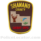 Shawano County Sheriff's Office Patch