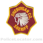 Sheboygan County Sheriff's Office Patch