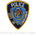Tomahawk Police Department Patch