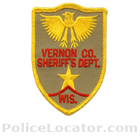 Vernon County Sheriff's Office Patch