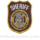 Waukesha County Sheriff's Office Patch