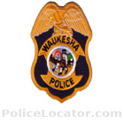Waukesha Police Department Patch