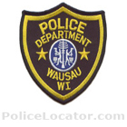Wausau Police Department Patch