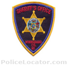 Winnebago County Sheriff's Office Patch