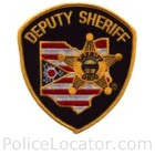 Allen County Sheriff's Office Patch