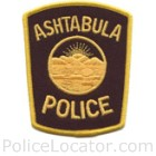 Ashtabula Police Department Patch
