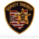Belmont County Sheriff's Office Patch