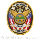 Blanchester Police Department Patch