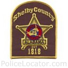 Shelby County Sheriff's Office Patch