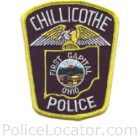 Chillicothe Police Department Patch