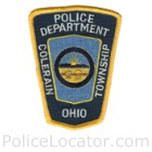 Colerain Township Police Department Patch