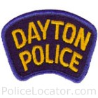 Dayton Police Department Patch
