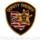 Defiance County Sheriff's Office Patch