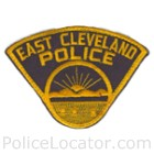 East Cleveland Police Department Patch