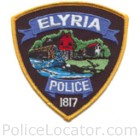 Elyria Police Department Patch