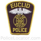 Euclid Police Department Patch