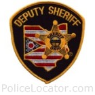 Fairfield County Sheriff's Office Patch