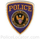Fairfield Township Police Department Patch