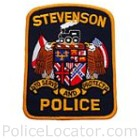 Stevenson Police Department Patch