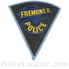 Fremont Police Department Patch
