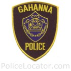 Gahanna Police Department Patch
