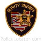 Harrison County Sheriff's Office Patch