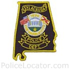 Sylacauga Police Department Patch