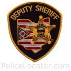 Hocking County Sheriff's Office Patch