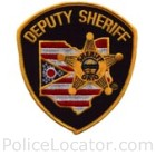 Holmes County Sheriff's Office Patch