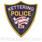 Kettering Police Department Patch