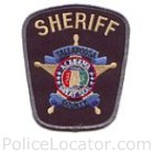 Tallapoosa County Sheriff's Department Patch