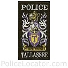 Tallassee Police Department Patch