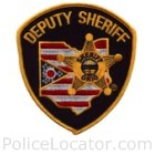 Licking County Sheriff's Office Patch