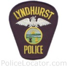 Lynchburg Police Department Patch