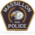Massillon Police Department Patch