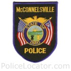McConnelsville Police Department Patch