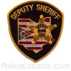 Mercer County Sheriff's Office Patch