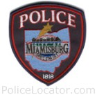 Miamisburg Police Department Patch
