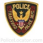 Trafford Police Department Patch