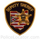 Muskingum County Sheriff's Office Patch