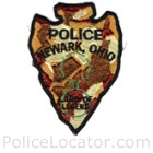 Newark Police Department Patch