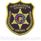 Tuscaloosa County Sheriff's Office Patch