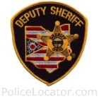 Noble County Sheriff's Office Patch