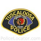 Tuscaloosa Police Department Patch