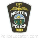 Norton Police Department Patch
