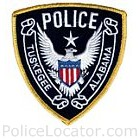 Tuskegee Police Department Patch