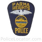 Parma Heights Police Department Patch