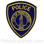 Perrysburg Police Department Patch